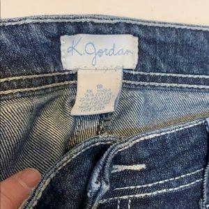 K Jordan Jeans - K Jordan Bootcut Jeans, 18